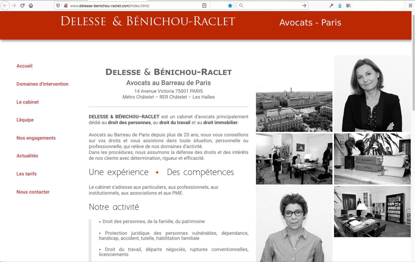 Delesse & Bénichou-Raclet